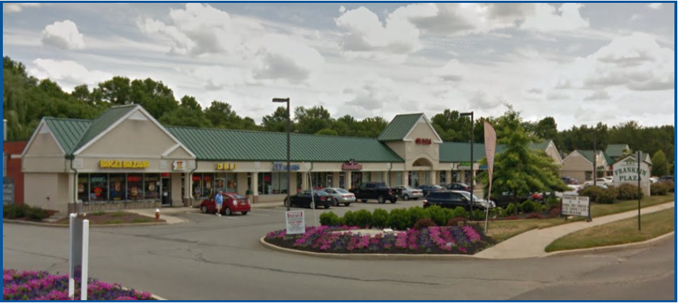 Franklin Plaza Monroe Middlesex County Prime Retail Space Available For Lease Price